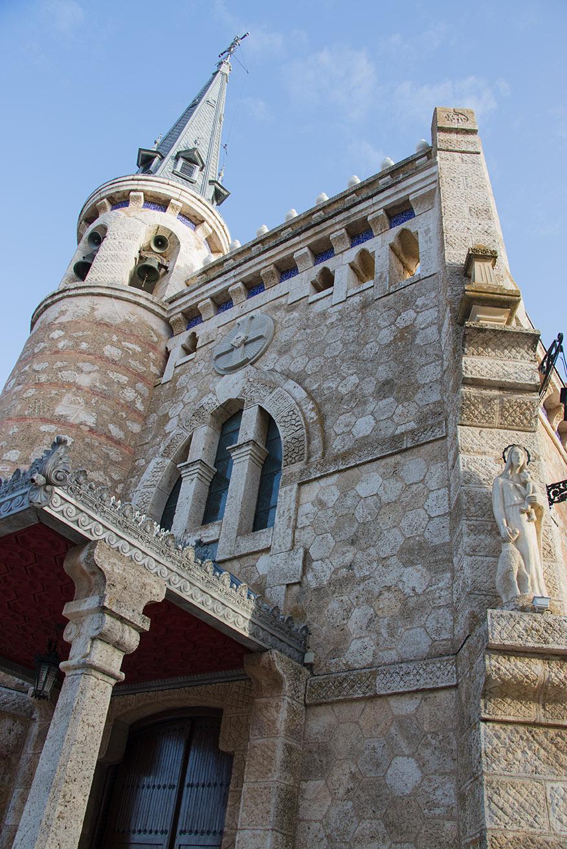 ermita del rosario de los pastones, huerta de valdecarábanos
