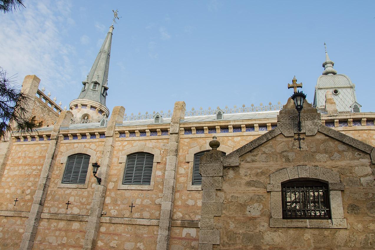 ermita del rosario de los pastores, huerta de valdecarábanos