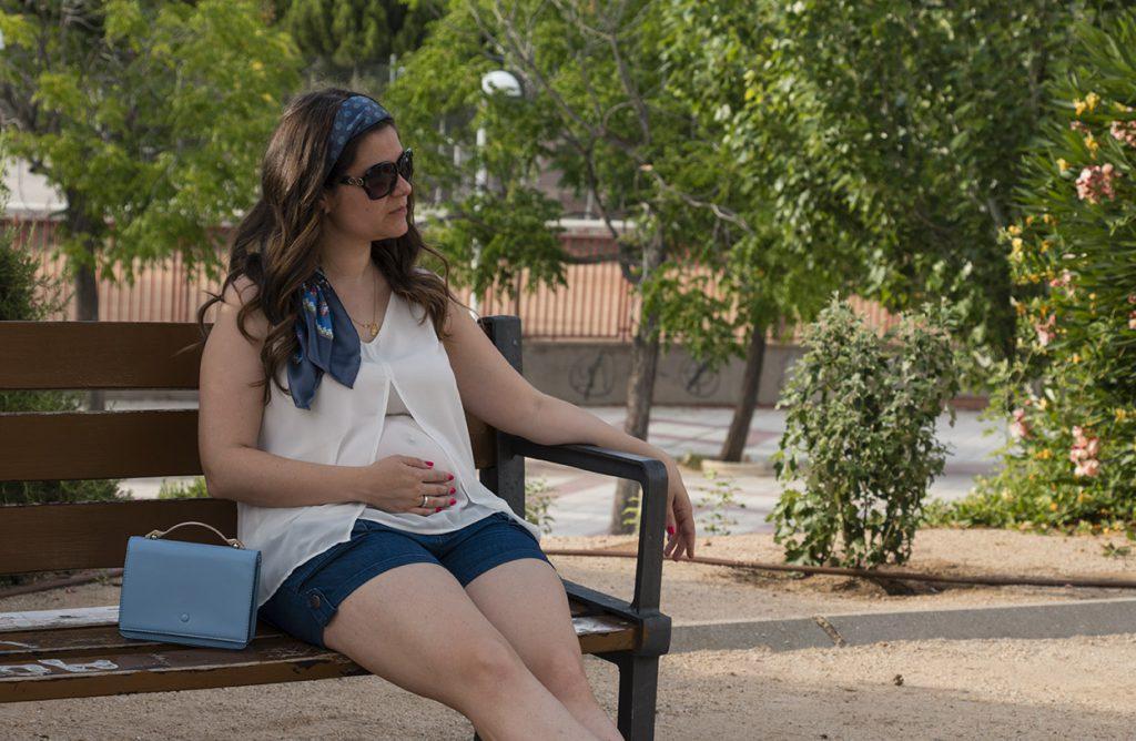 Look premamá - primer trimestre de embarazo