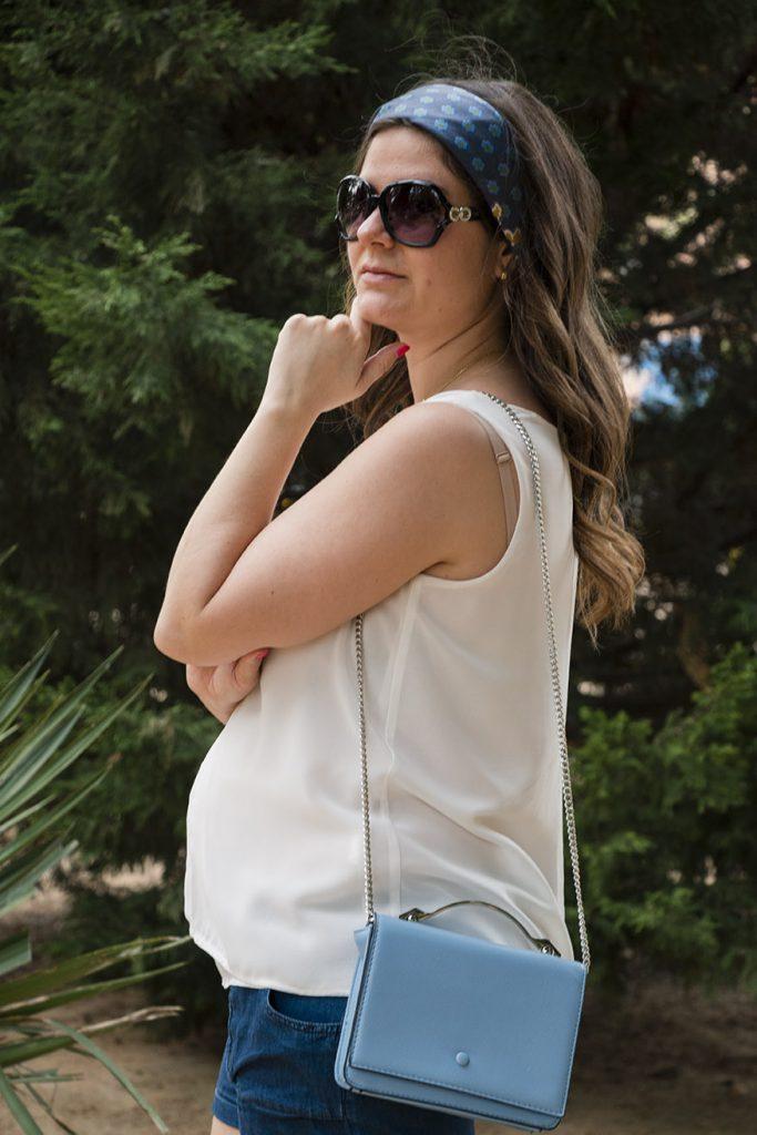 Look premamá - primer trimestre de embarazo 6