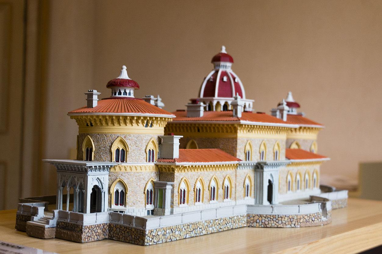 palacio de monserrate Sintra